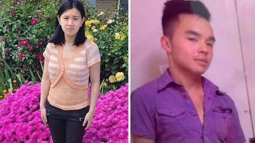 Mother Lyn Kim Do and father Hoang Thanh Le.