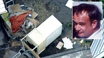 Man charged with murder after remains found in wheelie bin