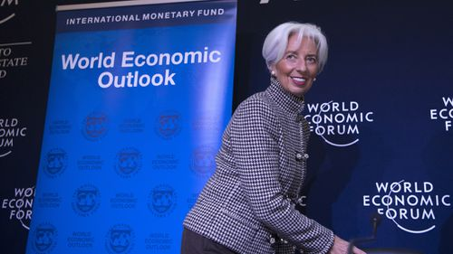 International Monetary Fund warning world economy