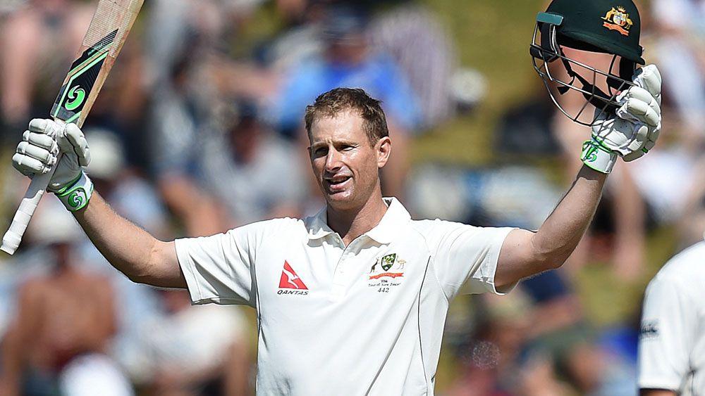 Voges averaging over 100 in Test cricket