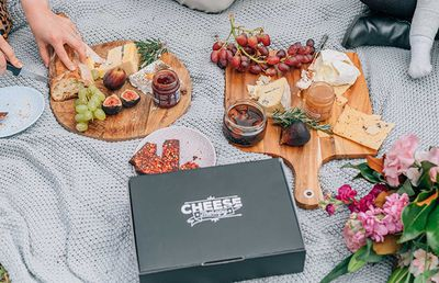 Cheese Therapy Mother's Day Hamper, $135