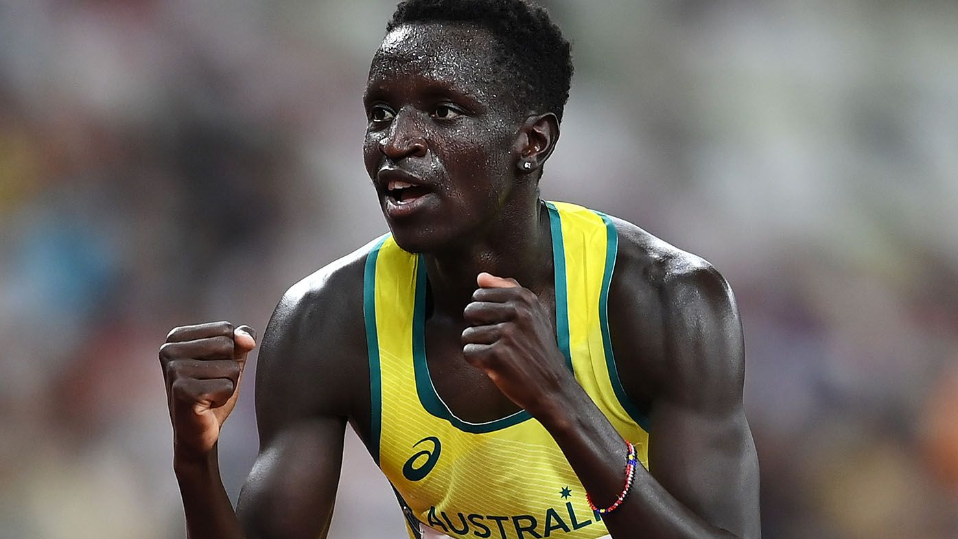 EXCLUSIVE: Ralph Doubell's one hesitation as Peter Bol shoots for gold in 800m final in Tokyo