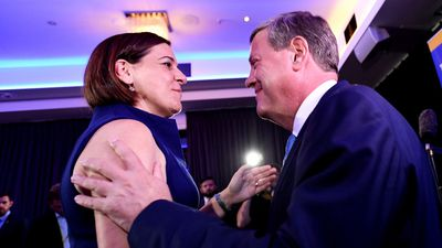 Deb Frecklington wins Queensland LNP leadership
