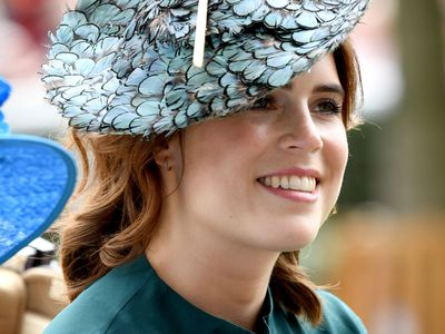 Princess Eugenie announces podcast plan, July 2019