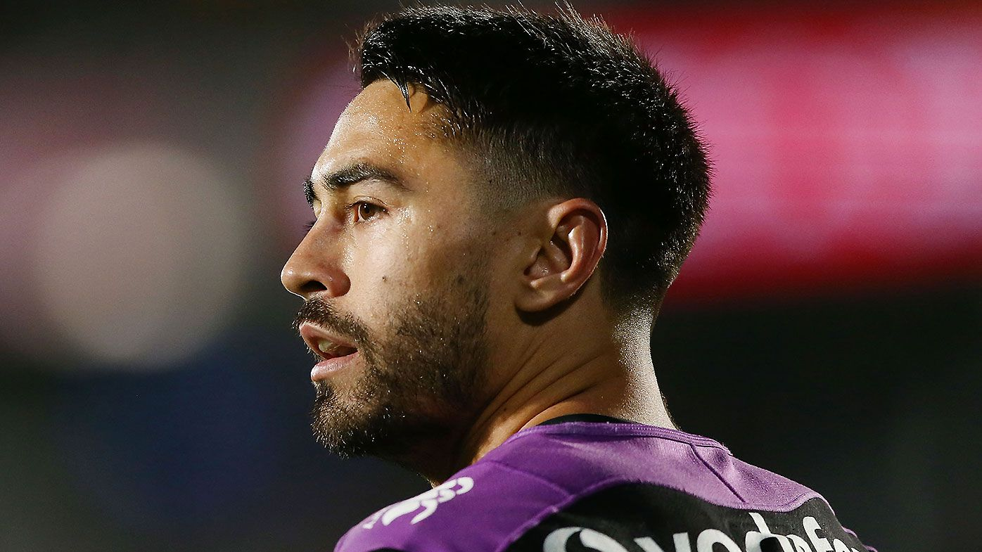 'Erratic' Shaun Johnson slammed after move to Cronulla Sharks