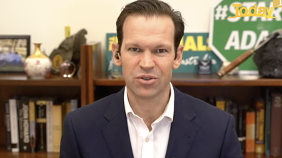 Senator Canavan refused to apologise for the tweet and said it was meant to provoke shock.