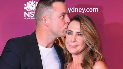 Police take out AVO against Kate Ritchie's husband Stuart Webb