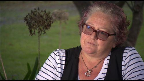 Pension recipient Trudy Foster.