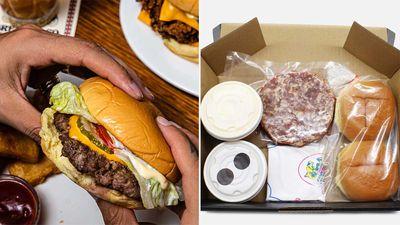 Jovi's Burger Kit from DRNKS