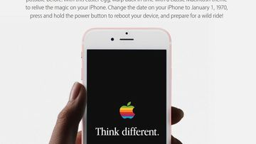 Malicious online trolls trick iPhone users into freezing their devices with fake 'Easter egg'