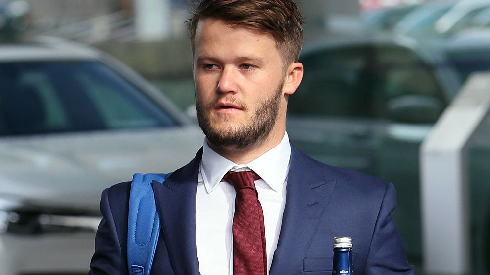 Duckett wasn't only Pom pouring: report