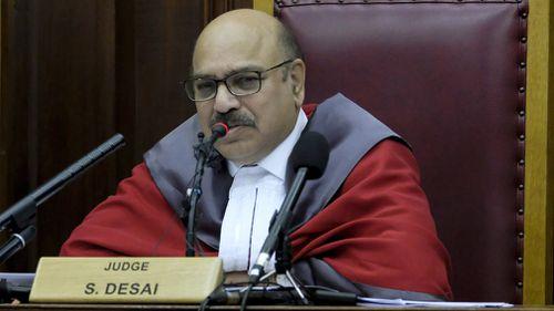 "Judge Siraj Desai described van Breda as ""savage"" and ""cold-blooded"". (Getty)"