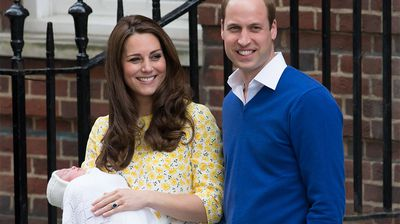 <p>The Duke and Duchess of Cambridge have named their daughter Charlotte Elizabeth Diana.</p><p>The name has nods to both sides of the couple's family.</p><p><strong>Click through to read more of the history behind the name.</strong></p>