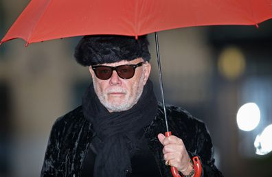 Gary Glitter, trial, court room