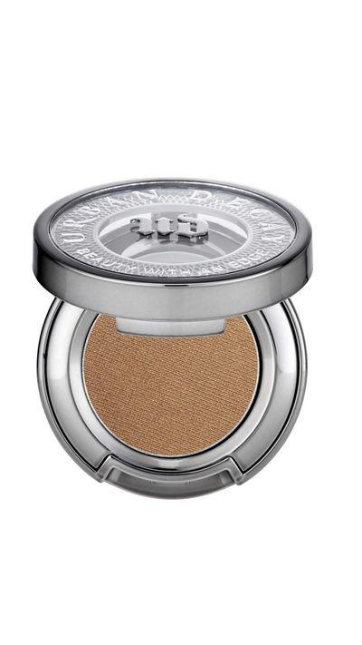 """<a href=""""http://mecca.com.au/urban-decay/eyeshadow/V-020990.html?cgpath=makeup-eyes-eyeshadow#start=1"""">Eyeshadow in Baked, $28, Urban Decay.</a>"""