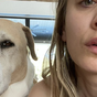 Kaley Cuoco suffers 'gut wrenching pain' after her dog Norman dies