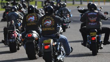 Fears bystanders could be caught in bitter bikie war