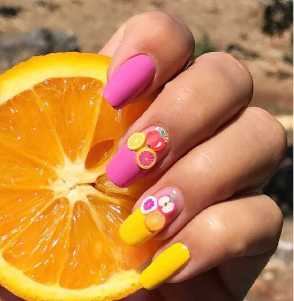 Fruit nails are here and we can\'t get enough | 9Style