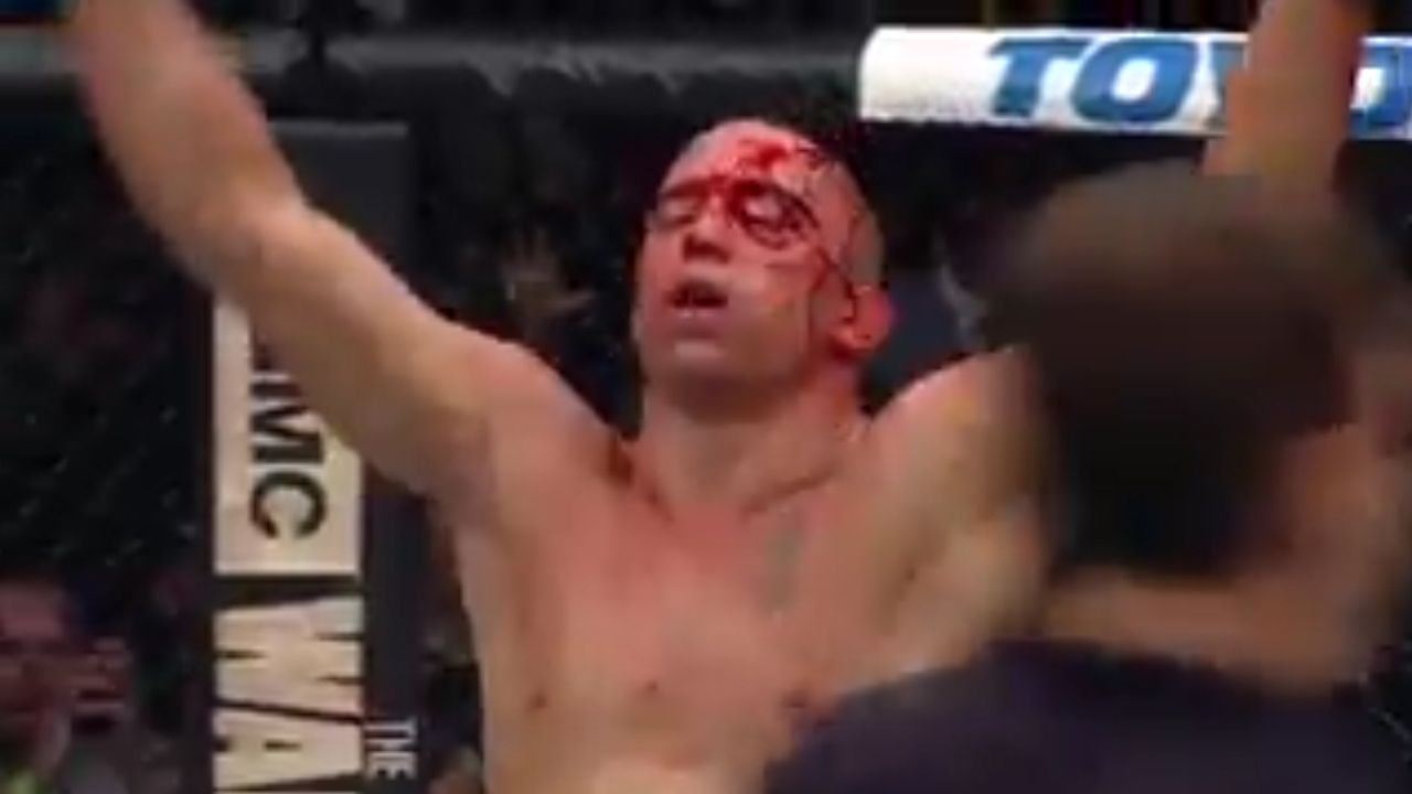GSP demolishes Bisping in stunning comeback