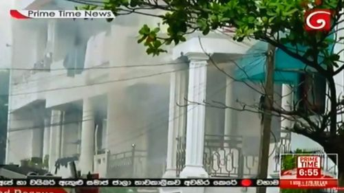 News Sri Lanka bomb blasts attackers extremists details security