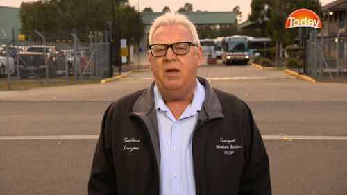 TWU state secretary Richard Olsen said the industrial action was aimed at minimising the impact on commuters.