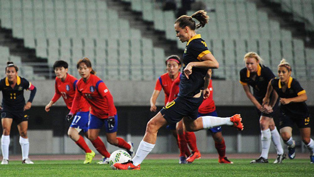 Matildas close in on Rio, remain focussed