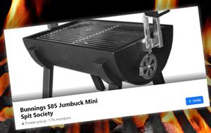 Thousands join Facebook fan group dedicated to Bunnings barbecue