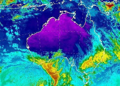 Western Australia and the eastern seaboard have both welcomed soakings. (Bureau of Meteorology)