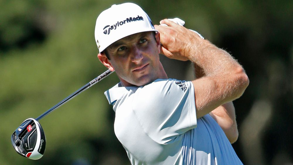 Dustin Johnson in doubt for US Masters after freak accident