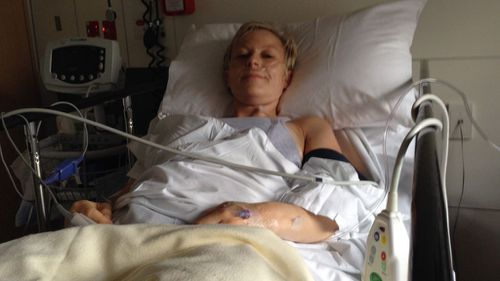 A fundraising page is raising money for the expensive cancer treatment. (Picture: Supplied)