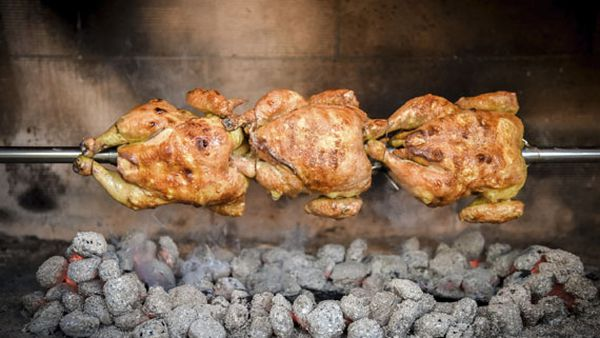 Chef Jared Ingersoll's guide for the perfect barbecue spit roast