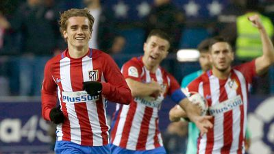 <strong>Antoine Griezmann - Atletico Madrid</strong>