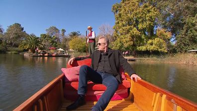 Punting in Melbourne