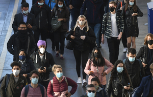 UK records highest number of virus cases since start of the pandemic