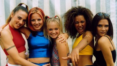 <p>The Spice Girls released three albums and sold more than 80 million records. </p> <p>(All images / AAP)</p>