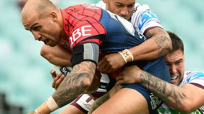 <strong>2 - Sydney Roosters</strong>