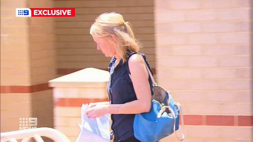 Perth mother Kirsteen Meikle was found asleep behind the wheel last month with her baby in the back seat, blowing seven times over the legal BAC limit