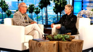Michael Keaton, Andy Cohen