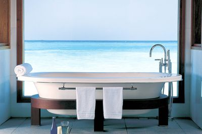<strong>Huvafen Fushi resort, The Maldives</strong>