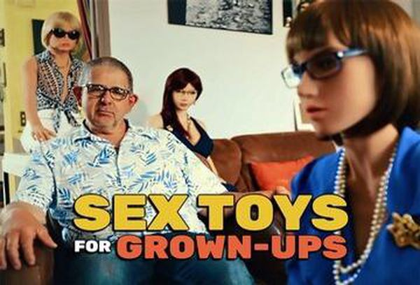 Sex Toys For Grown-Ups