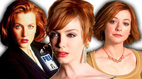 Vote now: Who's TV's hottest redhead?