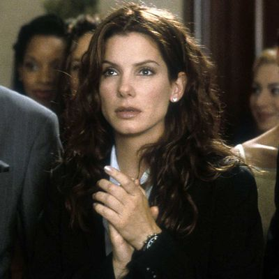 Sandra Bullock as Gracie Hart: Then