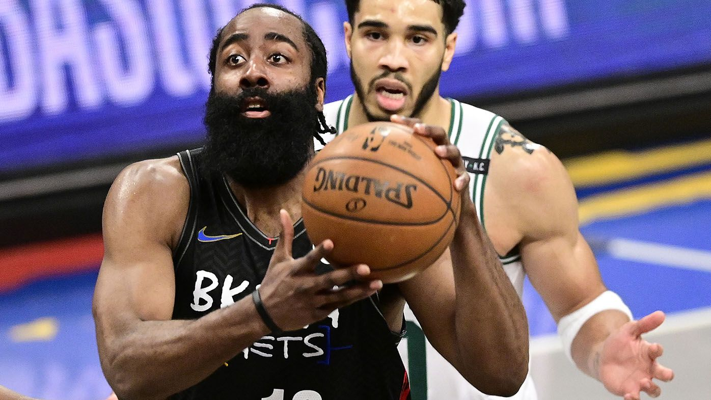 NBA superstar James Harden commits to Team USA for Olympics but Steph Curry out