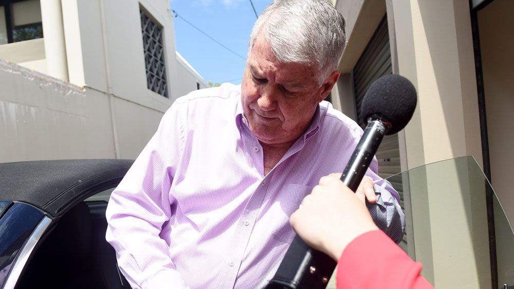 NRL: Police 'raid' offices of player agents