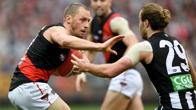 <strong>James Kelly &ndash; Essendon Bombers</strong>