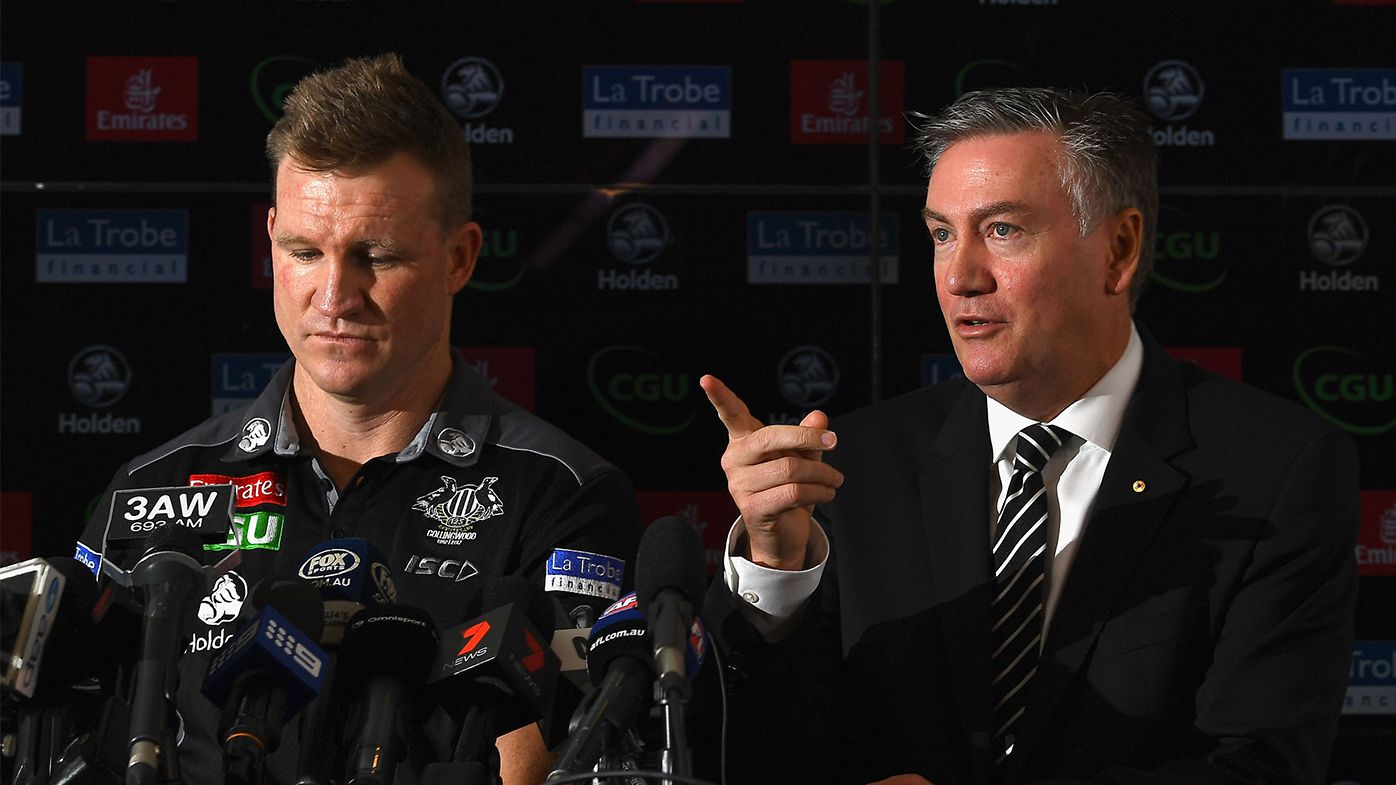 McGuire defends Buckley after Pies losses