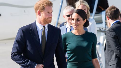 """It's Meghan's first time to Australia, and she's said to very """"very excited"""" but a """"little daunted."""""""