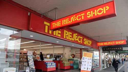 The Reject Shop is closing a number of stores.