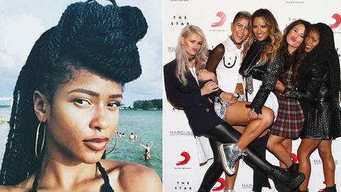 Girl group G.R.L. 'heartbroken' over singer Simone Battle's 'apparent suicide' aged 25
