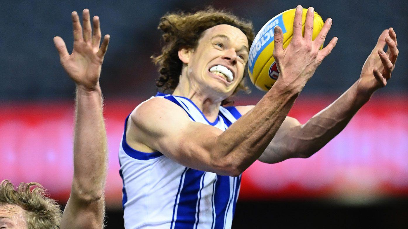 Ben Brown of the Kangaroos